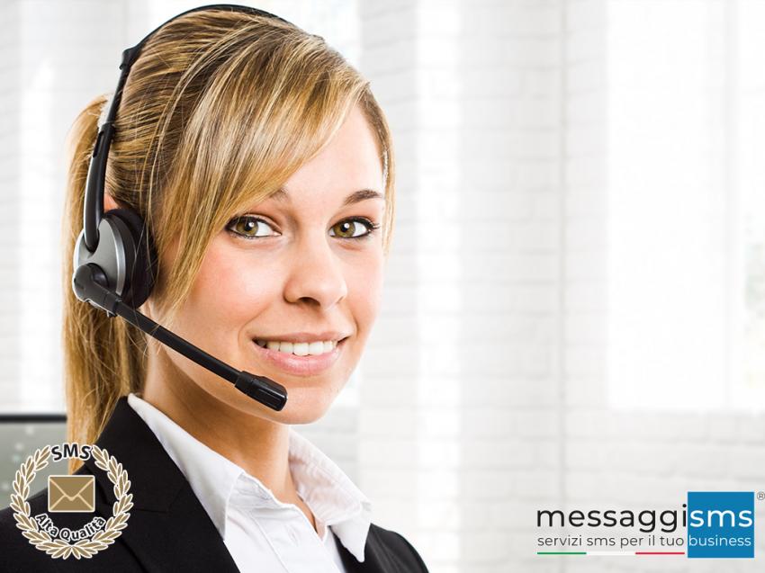 Informatizza l'assistenza clienti con un sistema di gestione task tramite SMS
