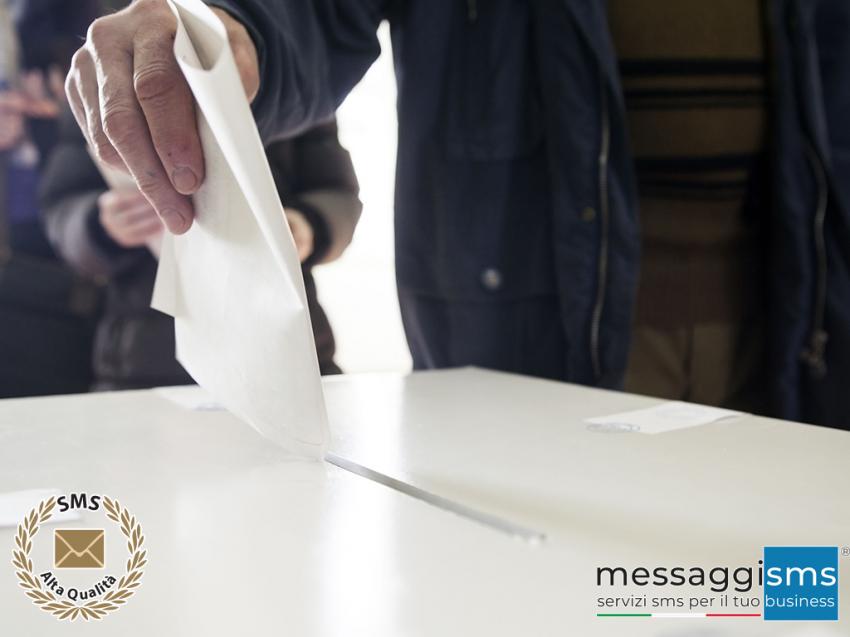 Informa potenziali elettori sugli appuntamenti della tua campagna e i tuoi iscritti sulle novità e attività del partito