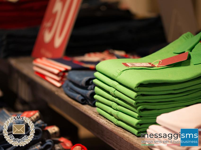Invita con un SMS i tuoi clienti a passare a trovarti per offerte, promozioni, eventi