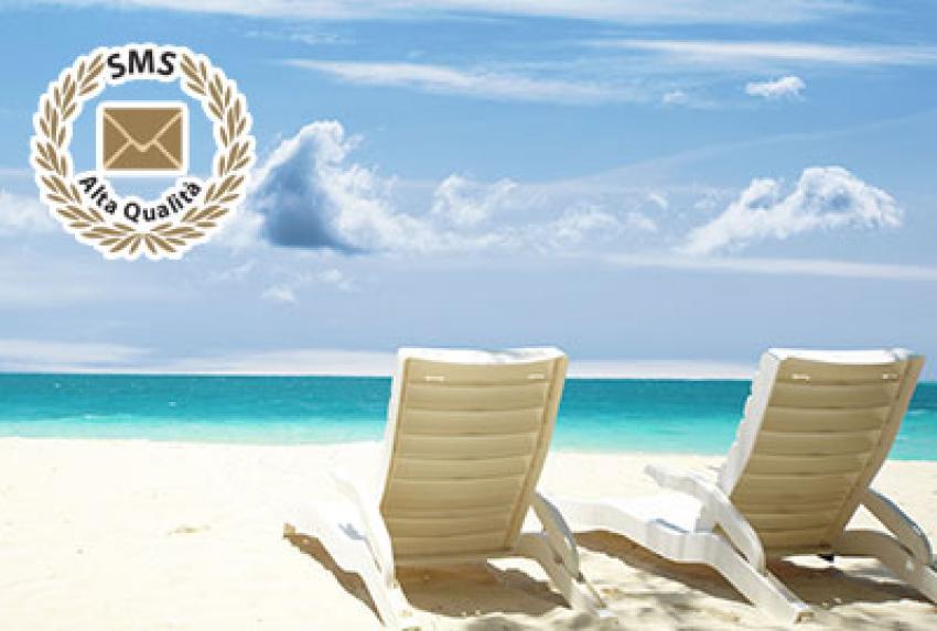 Invia biglietti on line, conferme di prenotazioni viaggi e notifiche via SMS.